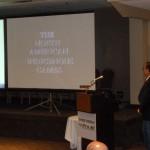 Dr. Wilton Littlechild North American Indigenous Games Presentation for M1 Chef de Missions / Présentation du Dr Wilton Littlechild pour les Jeux Autochtones de l'Amérique du Nord à la rencontre M1 des Chefs de Mission
