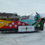 The Official Grey Cup Regina 2014 NAIG Float / Le char officiel des JAAN pour la Coupe Grey